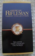 AMERICAN RIFLEMAN VIDEO COLLECTION TEN GUNS THAT CHANGED THE WORLD History