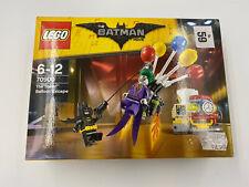 Lego The Batman Movie The Joker Balloon Escape  #70900