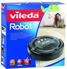 Vileda Cleaning Robot Staubsaugerroboter, schwarz