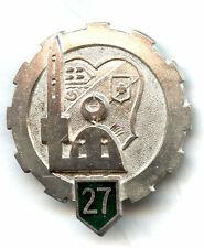 TRAIN. 27 eme Escadron du Train. Avant guerre. Fab Mourgeon