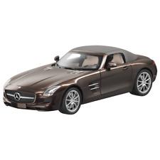 Mercedes-Benz 1:18 Coche a Escala SLS AMG Roadster Cabrio Marrón B66960080