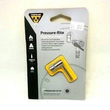 Topeak Pressure-rite Presta Valve Adapter Tfv-03 16g EDS