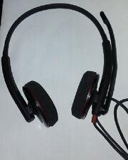 Plantronics Blackwire C320 Black Headband Headsets