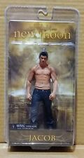 Neca Twilight New Moon JACOB Action Figure ~ New Sealed Package MIP 2009