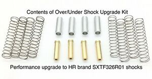 Kinetic Brand, Over/Under shock upgrade kit, for HR SXTF326R01