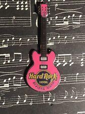 Hard Rock Riviera Maya Pink Core Guitar