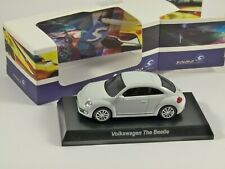 2015 VOLKSWAGEN BEETLE in White 1/64 scale model by Solido