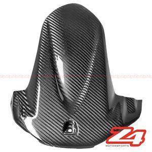 2011-2019 GSX-R 600 750 Carbon Fiber Rear Tire Hugger Mud Guard Fender Fairing