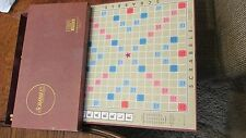 SCRABBLE GAME SELCHOW RIGHTER COMPLETE SET