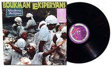 BOUKMAN EKSPERYANS: Vodoo Adjae LP MANGO RECORDS US 1991 Promo NM+