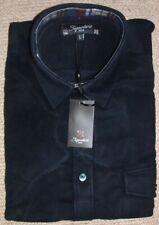 Lakeland Signature mens moleskin casual shirt BNWT medium fit