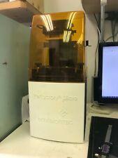 envisiontec perfactory micro advantage 3d printer USED