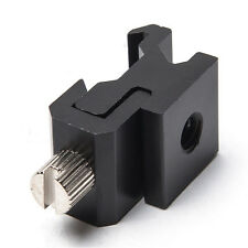 Fine Cold Shoe Hot Shoe To 1/4 Thread Screw Flash To Stand Mount Adapter Trigger