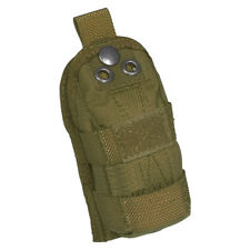Flyye Us Tactical Strobe Pouch Camera Pocket Molle Security Case Coyote Brown