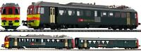 Piko for Marklin 3R AC 96837 MFX/Sound/Interior LEDs Rbe 4/4 Railcar & Cab Car