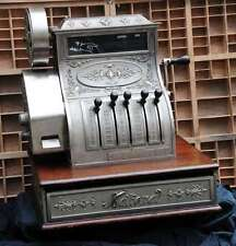 Registrierkasse National Cash Register Sammlerstück Ladenkasse Kasse antikalt
