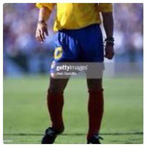VTG Reebok 90's Soccer Football Futbol Cleats Size US 7 Fit Like 7.5
