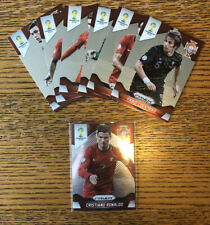 2014 Panini Prizm World Cup Portugal Set Cristiano Ronaldo #161 Nm-mt