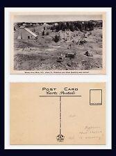 CANADA NOVA SCOTIA MOOSE RIVER MINE DR ROBERTSON & ALFRED SCADDING RESCUE 1936