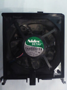 NIDEC 12V 1.4A For Dell PC cooling fan TA450DC B35502-35 120mm, 4-Wire/5-Pin