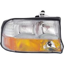 New GM2503173 Passenger Side Headlight for GMC Sonoma 1998-2005