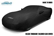 Coverking Black Triguard Custom Tailored Car Cover for Dodge Challenger Hellcat
