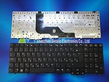 New HP Probook 6540B 6545B 6550B keyboard 609877-211 HU Hungary Version Black