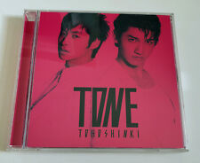 TVXQ DBSK Tohoshinki TONE Japan Press CD+DVD Type A No Photocard