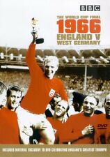 The World Cup Final 1966 - England v West Germany (New DVD) Football Sport BBC