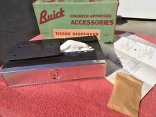 1960 Buick 1958? 1959?  NOS Auto Serv Accessory Under Dash Tissue Dispenser Box