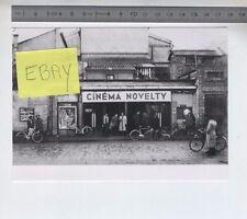 (B/3d) Photo Evreux Cinéma Novelty rue Chartraine 1945/1946 (reproduction)