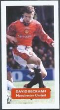 Verzamelingen 41 ROOKIE Upper Deck England 1998 David Beckham Road to France 98 No