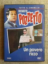 Un povero ricco - Tutto il cinema di Renato Pozzetto  DVD