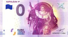 75007 Napoléon 1er, 2018, Billet 0 € Souvenir