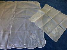 lot belles pochettes -mouchoirs anciennes ,broderie cornély