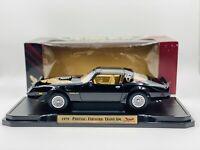 Road Signature 1979 Pontiac Firebird Trans AM 1:18 scale Die Cast Car