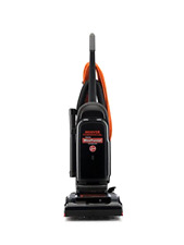 "Hoover Commercial WindTunnel 13"" Bagged Upright Vacuum C1703900, New"