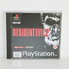 RESIDENT EVIL 2 - BLACK LABEL - SONY PLAYSTATION PSONE PS1 GAME - MINT