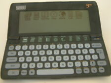 Psion Series 3MX Handheld Computer In leather Case + Extras