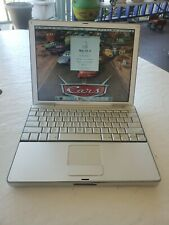 "Apple Powerbook G4 12"" (A1010) 1.33Ghz 1.25GB  w/Software. MAC OSX 10.4.11"
