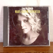 Mary Chapin Carpenter Come On Come On CD 1992 Columbia Records playgraded M-