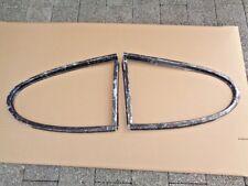 Ford Capri MK1 Rahmen Seitenfenster Ausstellfenster Zierleiste links rechts SET