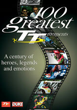 TT 100 Greatest Moments DVD