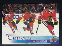 2016-17 UD Canvas Patrick Kane