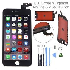Black LCD Replacement Touch Screen Digitizer Assembly for iPhone 6 Plus 5.5 TOOL