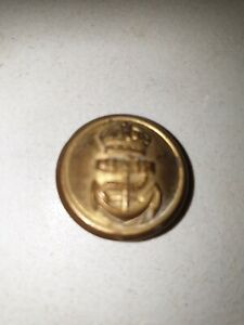 19th Century Royal Navy Captains Button 19 mm Firmin & Sons London
