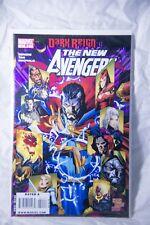 The New Avengers Marvel Comic Issue #37 Dark Reign