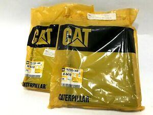 Lot of 2 New CAT 3E-0410 Caterpillar Cabin Air Filter