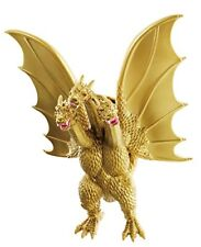 Godzilla Movie Monster EX: King Ghidorah 7' Vinyl Figure