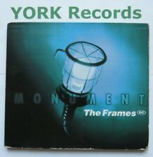 FRAMES - Monument - Excellent Condition CD Single ZTT ZANG76CD1